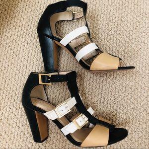 Vince Camilo Color Block Sandals 9